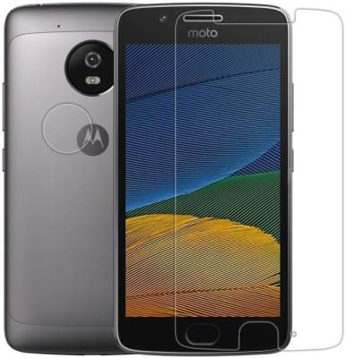 HRV Tempered Glass Guard for Motorola Moto G5 Plus(Pack of 1)