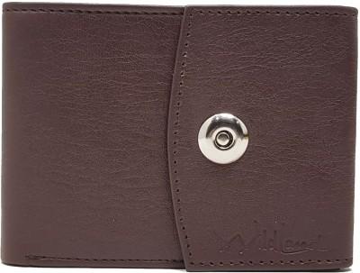 Wildland Men Casual Brown Artificial Leather Wallet