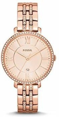 FOSSIL ES3546I Jacqueline Analog Watch - For Women