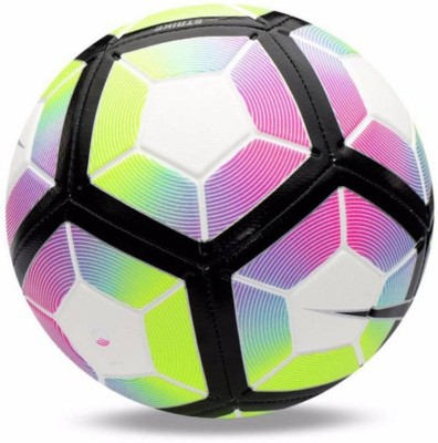 Dibaco Sports Premiere League Aerowtrac Strike 12 PENAL Football   Size: 5 Pack of 1, Multicolor
