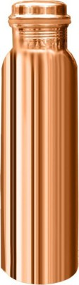 Vuka Copper Bottle 750 ml Bottle(Pack of 1, Brown, Copper)