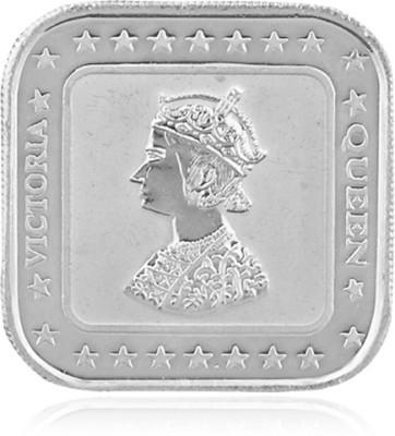 PC Jeweller 999 Purity 20 g Queen Victoria Silver Coin S 999 20 g Silver Coin PC Jeweller Coins   Bars