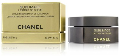 Chanel Sublimage L'Extrait De Creme Ultimate Regeneration And Restoring Cream_3754(50 g) at flipkart