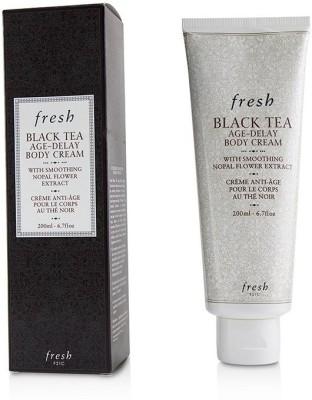 Fresh Black Tea Age-Delay Body Cream_3348(200 ml) at flipkart