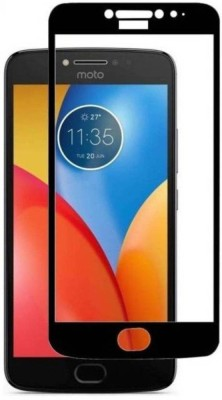 DPROQ Edge To Edge Tempered Glass for MOTOROLA MOTO E4 PLUS 6D 9H JAPANESE TEMPERED GLASS(Pack of 1)