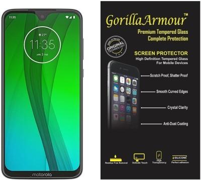 Gorilla Armour Impossible Screen Guard for Motorola Moto G7 Plus(Pack of 1)