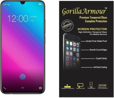 Gorilla Armour Impossible Screen Guard for Vivo V11(Pack of 1)