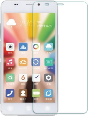 Rudra Traders Tempered Glass Guard for Gionee Elife E3