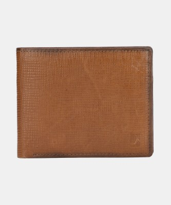 d45681836b5d Da Milano Men Tan Genuine Leather Wallet(12 Card Slots)