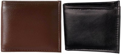 Good Life Stuff Wallet Combo(Black, Brown)