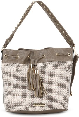 Remanika Women Brown Hobo at flipkart