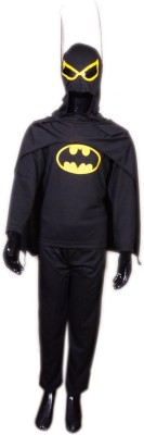 Anmol Dresses AD Batman fancy dress for kids Batman costumes   high quality material Use for school competitions, Events, Annual Functions. Kids Costume Wear