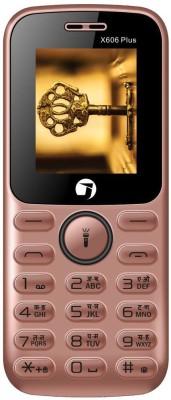 Jivi X606 Plus(Rose Gold+black)