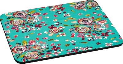 RADANYA Floral RDPD-15-182 Mousepad(Sea Green)