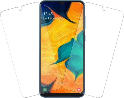 Hupshy Edge To Edge Tempered Glass for Samsung Galaxy A30, Samsung Galaxy A30s, Samsung Galaxy A50, Samsung Galaxy A50s, Samsung Galaxy M30, Samsung Galaxy M30s, Samsung Galaxy A20(Pack of 2)