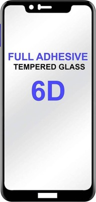 Gorilla Armour Edge To Edge Tempered Glass for Samsung Galaxy S6 Edge(Pack of 1)