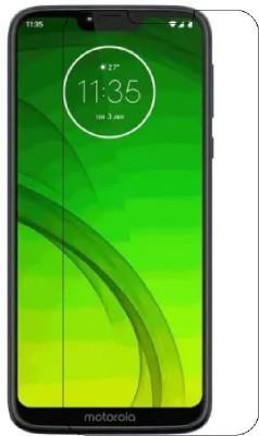 Scratchgard Screen Guard for Motorola Moto G7 Power, Nano Glass(Pack of 1)