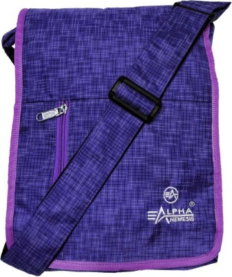 Alpha Nemesis Multicolor Sling Bag