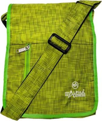 Alpha Nemesis Green Sling Bag