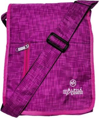 Alpha Nemesis Purple Sling Bag