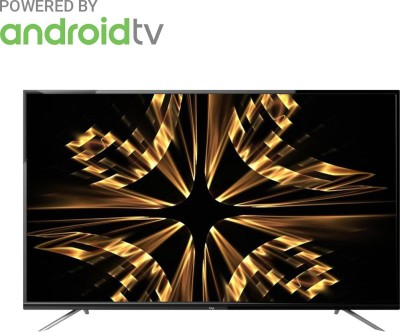 Vu Official Android 165cm (65 inch) Ultra HD (4K) LED Smart TV(VU/S/OAUHD65) (Vu)  Buy Online