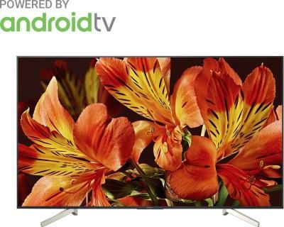 Sony 189cm (75 inch) Ultra HD (4K) LED Smart TV(KD-75X8500F) (Sony)  Buy Online