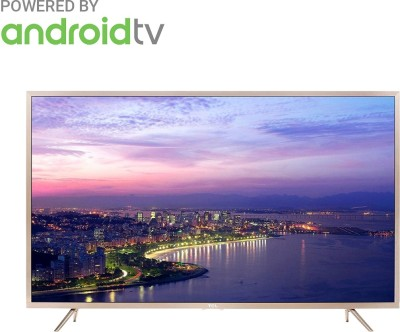 Image of TCL 55 inch Ultra HD 4K LED Smart Android TV which is one of the best tv under 50000