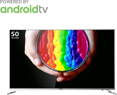 Onida Google Certified 127cm (50 inch) Ultra HD (4K) LED Smart Android TV(50UIC)