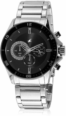 Fastrack ND3072SM02 Chronograph Analog Watch - For Men
