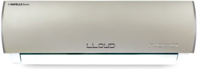 View Lloyd 1.5 Ton 5 Star Split Inverter AC with Wi-fi Connect  - White, Grey(LS18I53ID, Copper Condenser)  Price Online