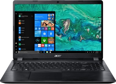 Image of Acer Aspire 3 Core i7 8th Gen Laptop which is one of the best laptops under 50000