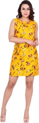 My Swag Women Sheath Multicolor Dress