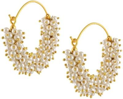 Penny Jewels Cubic Zirconia Alloy Jhumki Earring Penny Jewels Earrings