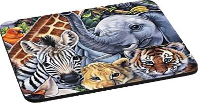 RADANYA Zoo RDPD 13 10 Mousepad Multicolor