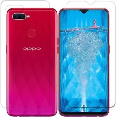 GS SMART Nano Glass for OPPO F9 Pro Flexible}(Pack of 1)