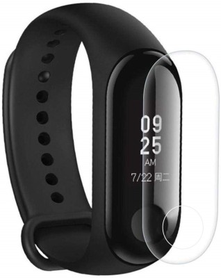 Ali Creation Screen Guard for Xiaomi Mi band 3(Pack of 2)