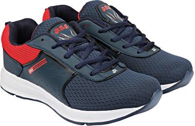ADR ADRSPORT04 BlueRed Walking Shoes For Men(Red, Blue)