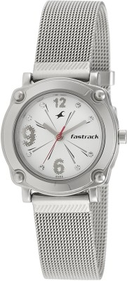 Fastrack NG6027SM01C Hip Hop Analog Watch  – For Women