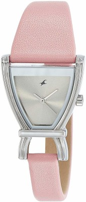 Fastrack NG6095SL02 Analog Watch  – For Women