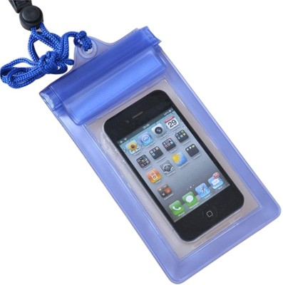 Trost Pouch for Mobile(Assorted, Waterproof, Silicon)