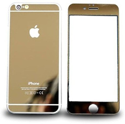 CellRize Front and Back Tempered Glass for Apple iPhone 5s