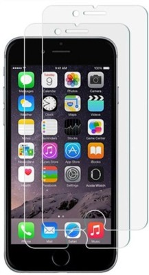 slick touch Tempered Glass Guard for Apple iPhone 6, Apple iPhone 6s, Apple iPhone 7, Apple iPhone 8(Pack of 1)