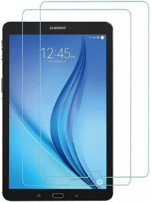 Spinzzy Tempered Glass Guard for Samsung Galaxy Tab E 9.6 inch(Pack of 2)