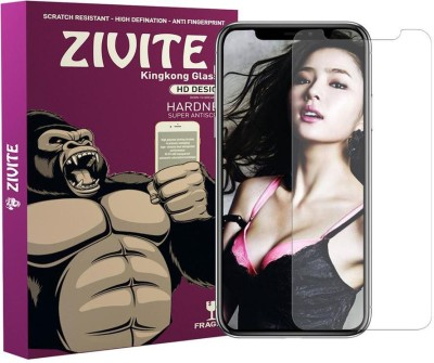 ZIVITE Tempered Glass Guard for Micromax Infinity N12(Pack of 1)