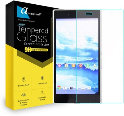 Ascension Tempered Glass Guard for Sony Xperia Z(Pack of 1)