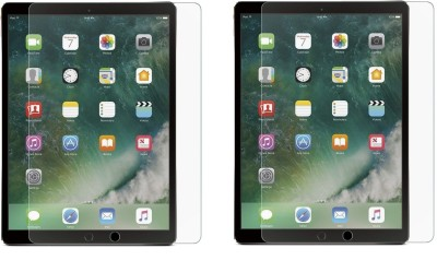 Spinzzy Tempered Glass Guard for Apple iPad Pro 12.9 inch 2017(Pack of 2)