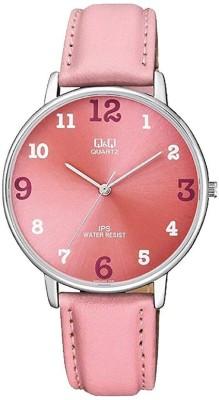 Q Q Ultra Slim IPS Analog Watch   For Men   Women Q Q Wrist Watches