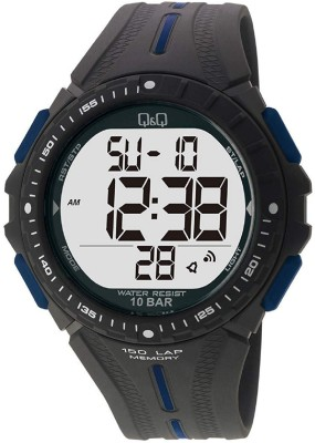 Q Q Digital Watch   For Men Q Q Wrist Watches