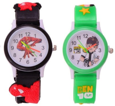 A to Z BS-5647 Analogue Combo Watch for Kids BS-5647 Analog Watch  - For Boys