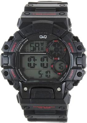 Q Q M144J003Y Digital Watch   For Men Q Q Wrist Watches
